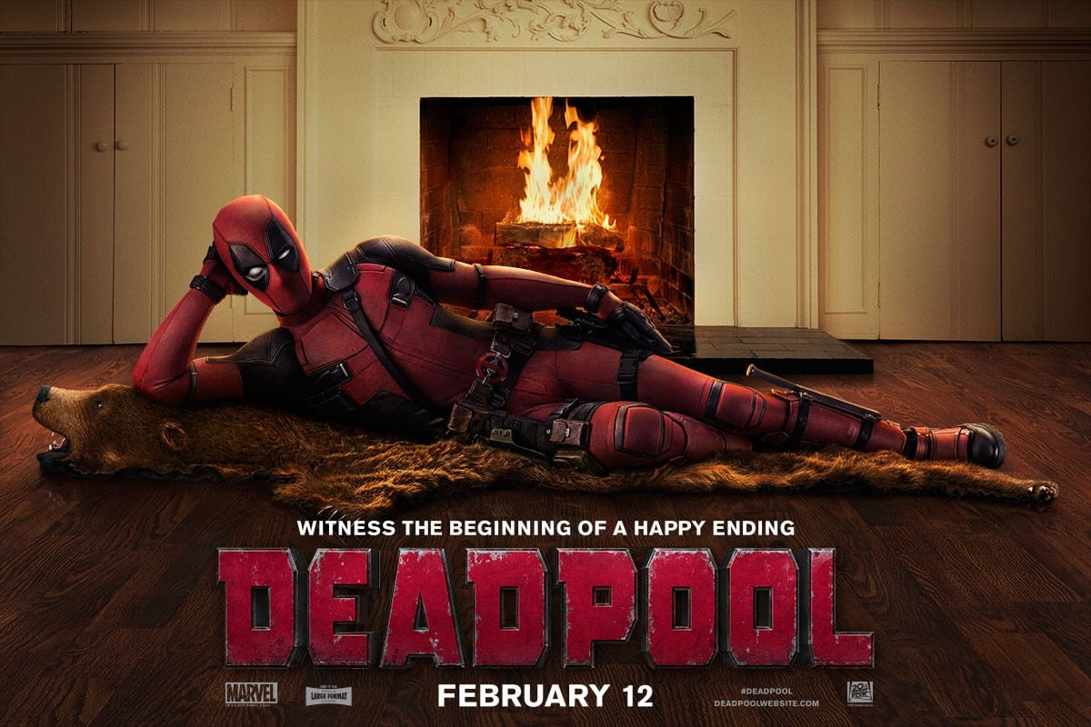 Deadpool Burt Reynolds