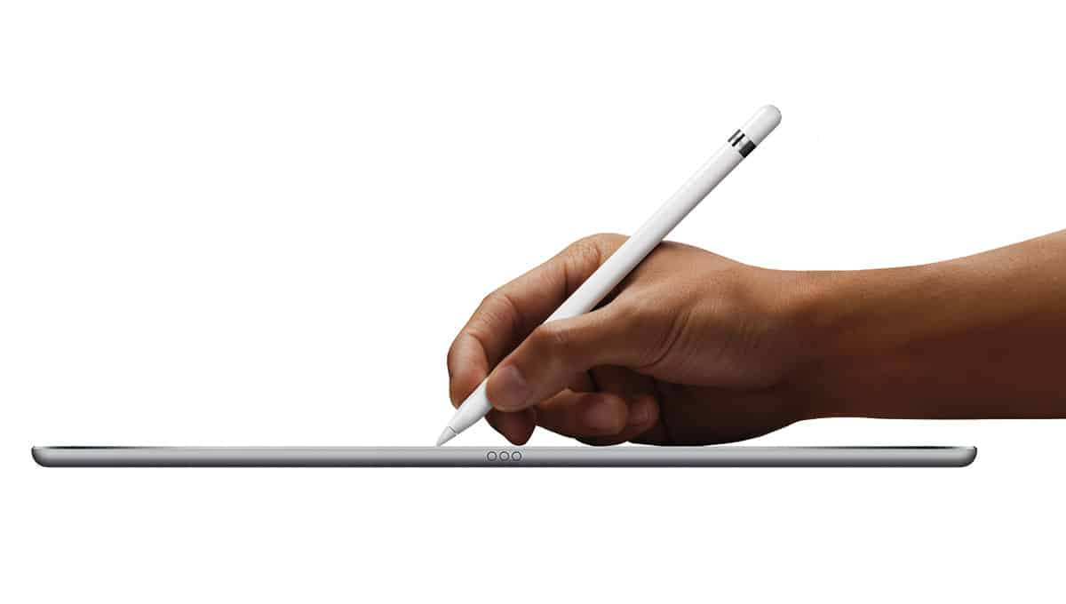 iPad Pro with Apple Pencil