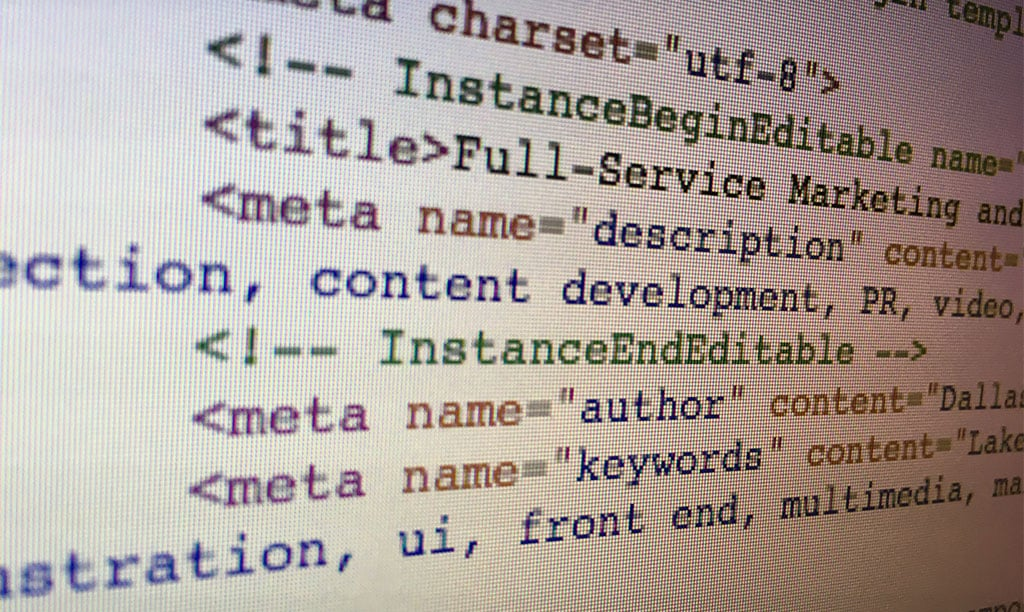 Optimizing Website Metadata for SEO