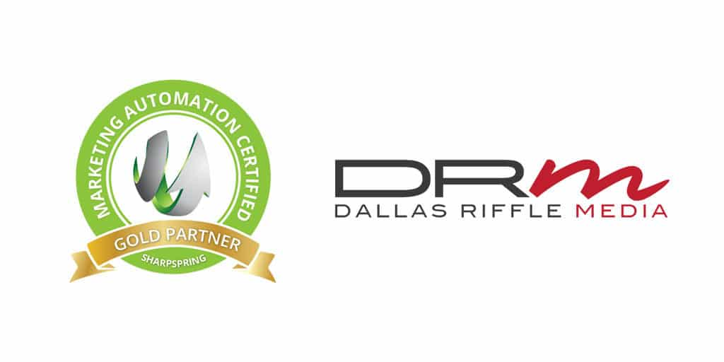 DRM is now a SharpSpring Gold-Level Certified Partner