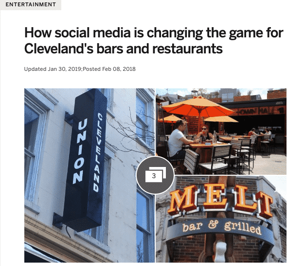 DRM's Digital Marketing Manager, Shawn McFadden Interviewed by Cleveland.com