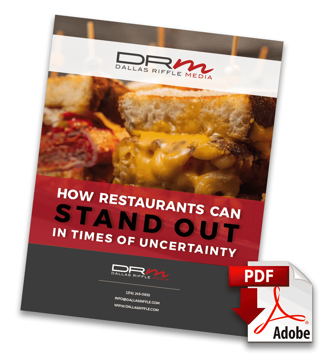 [Free White Paper] How restaurants can stand out in times of uncertainty