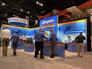 Jergens IMTS 2018 Tradeshow Booth
